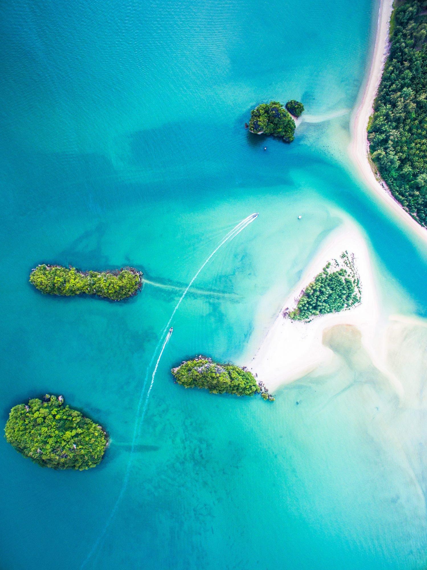 playa tailandia, bautizo de buceo